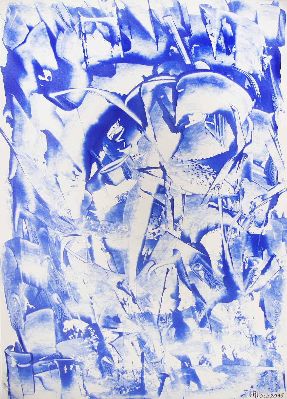 Azzurro Profondo