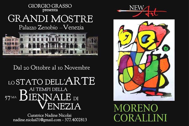 Giorgio Grasso Grandi Mostre by MOCO
