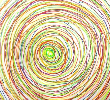 Vortice Di Colori