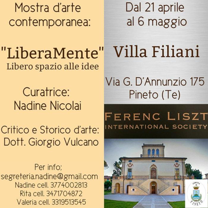 Liberamente - Villa Filiani - Pineto Teramo by MOCO