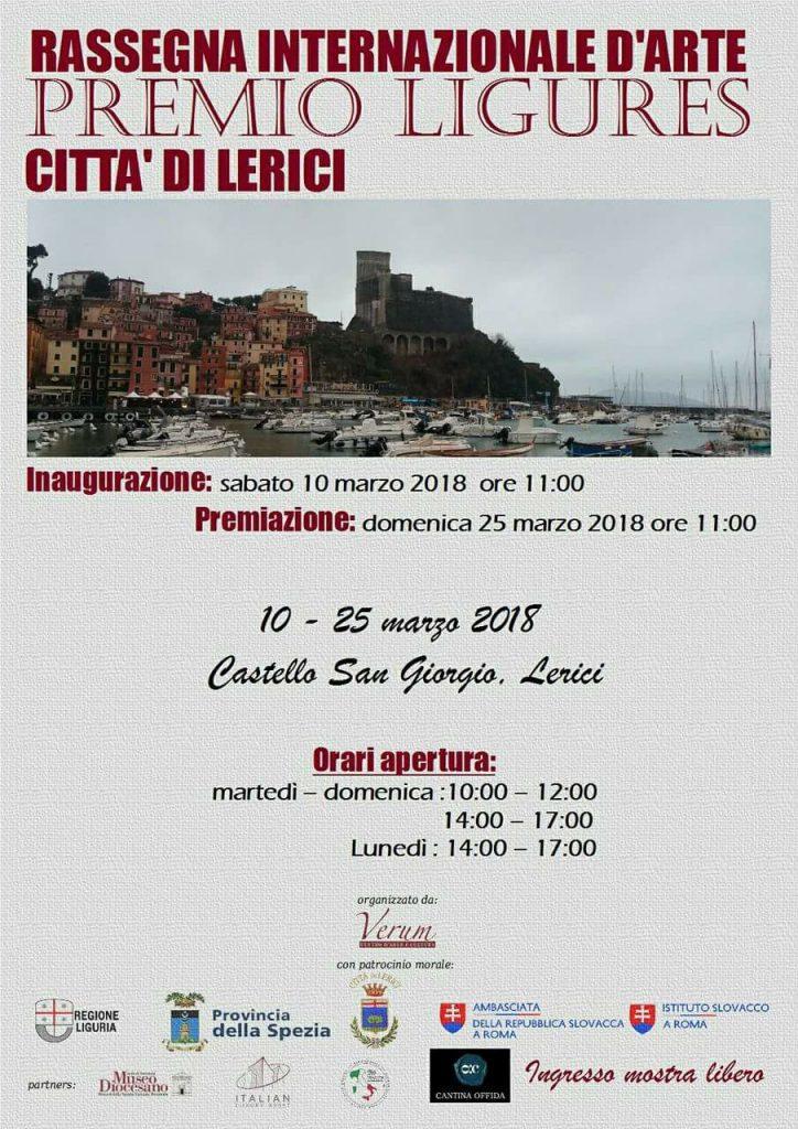 Rassegna Internazionale d'Arte Premio Ligures by MOCO